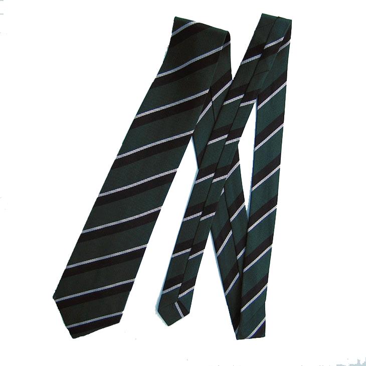 green-stripe-tie