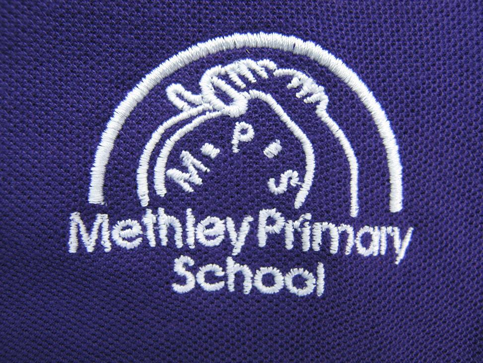 Methley primary school logo