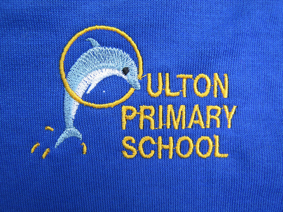 Oulton Primary School logo