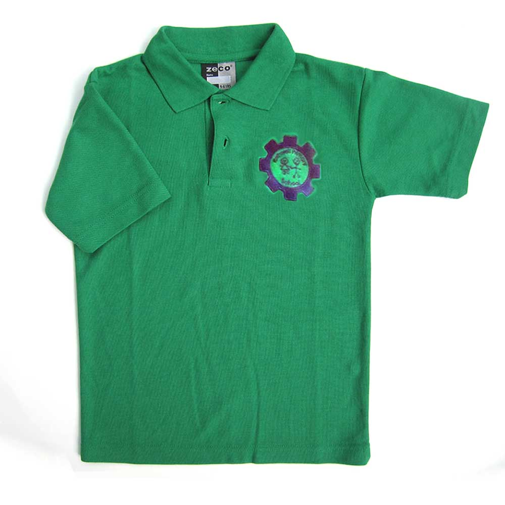 rothwell-primary-green-polo