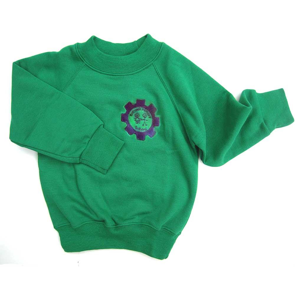 rothwell-primary-green-sweatshirt