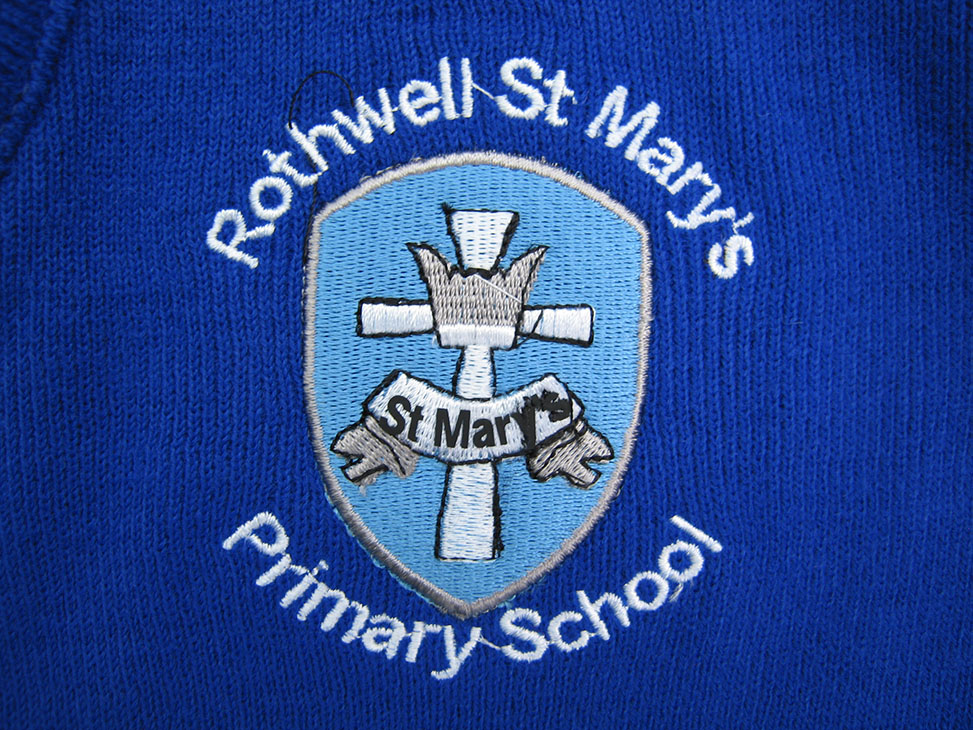 rothwell st marys logo