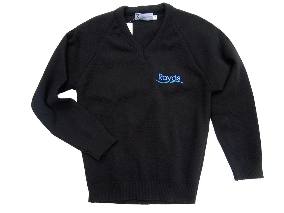 Royds-school-jumper