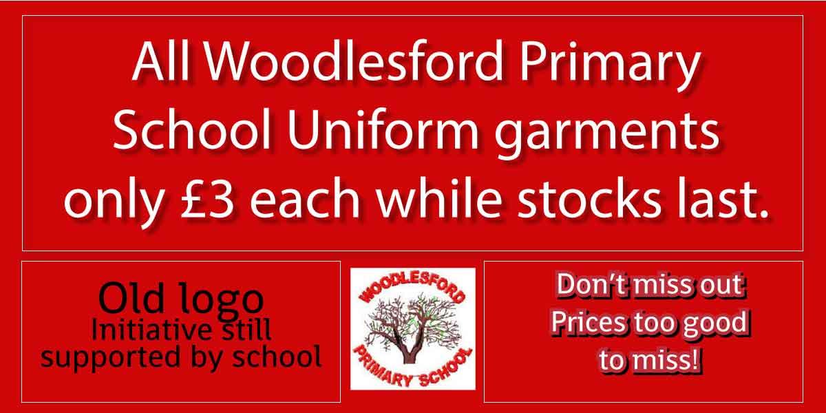 woodlesford-uniform-sale