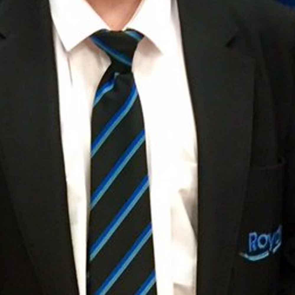 royds-school-tie