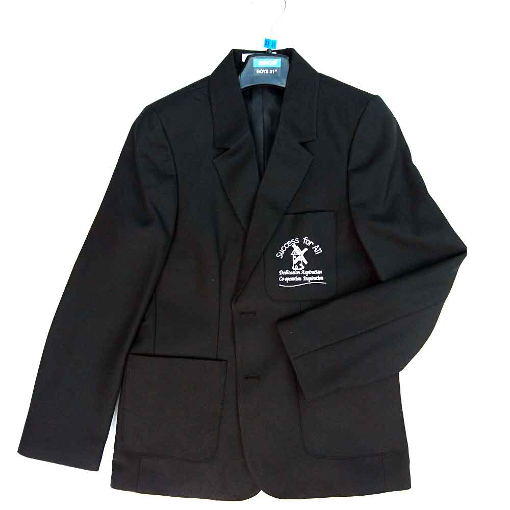 south-kirby-black-boys-blazer
