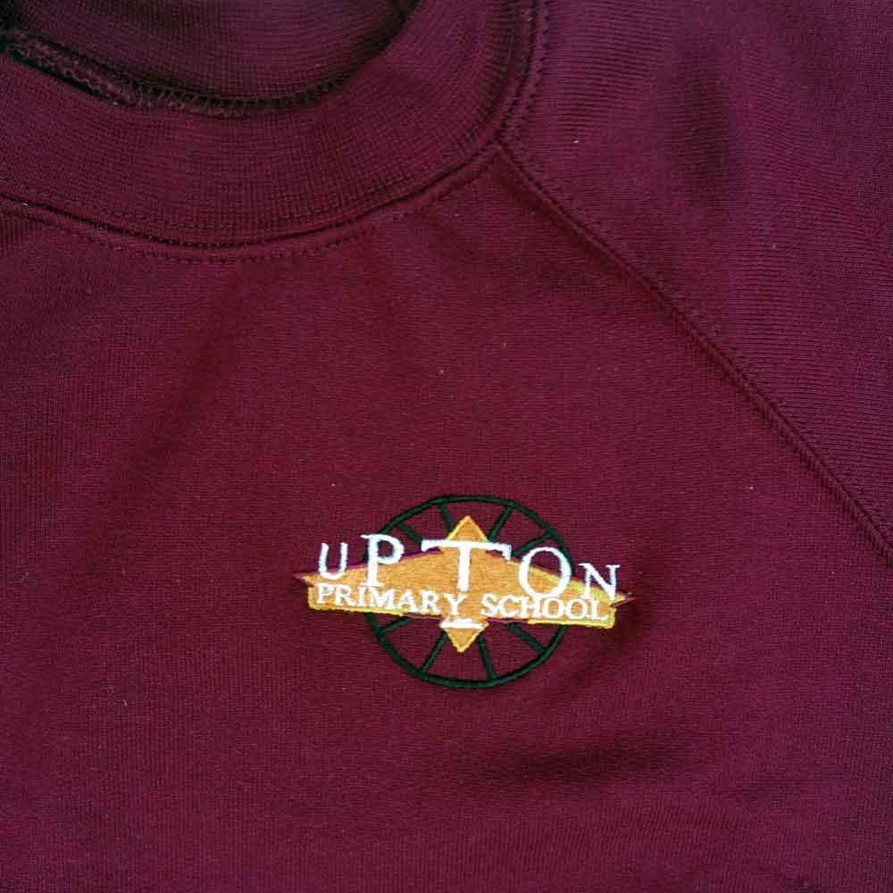 upton-maroon-crew-neck-sweatshirt