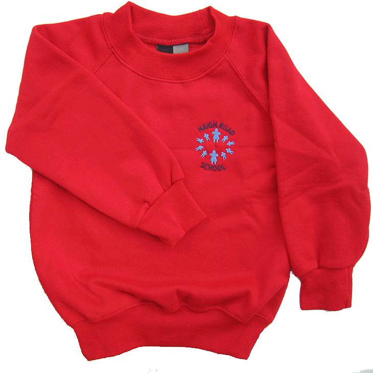 haigh-road-red-sweatshirt