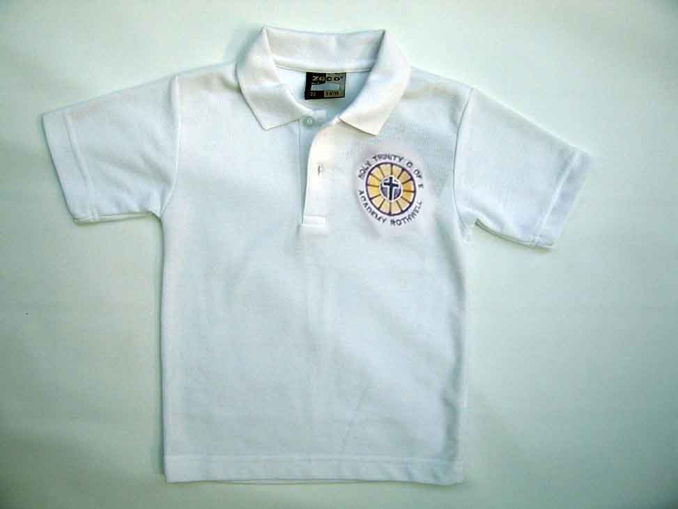 holy-trinity-c-of-e-white-polo