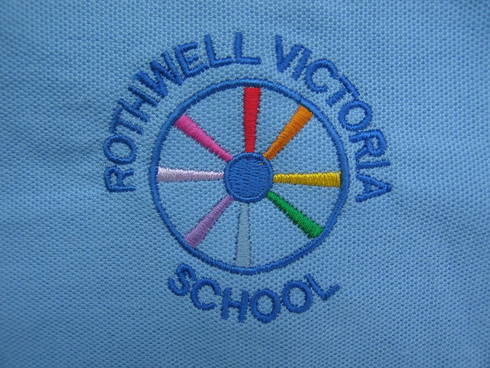 rothwell victoria blue logo