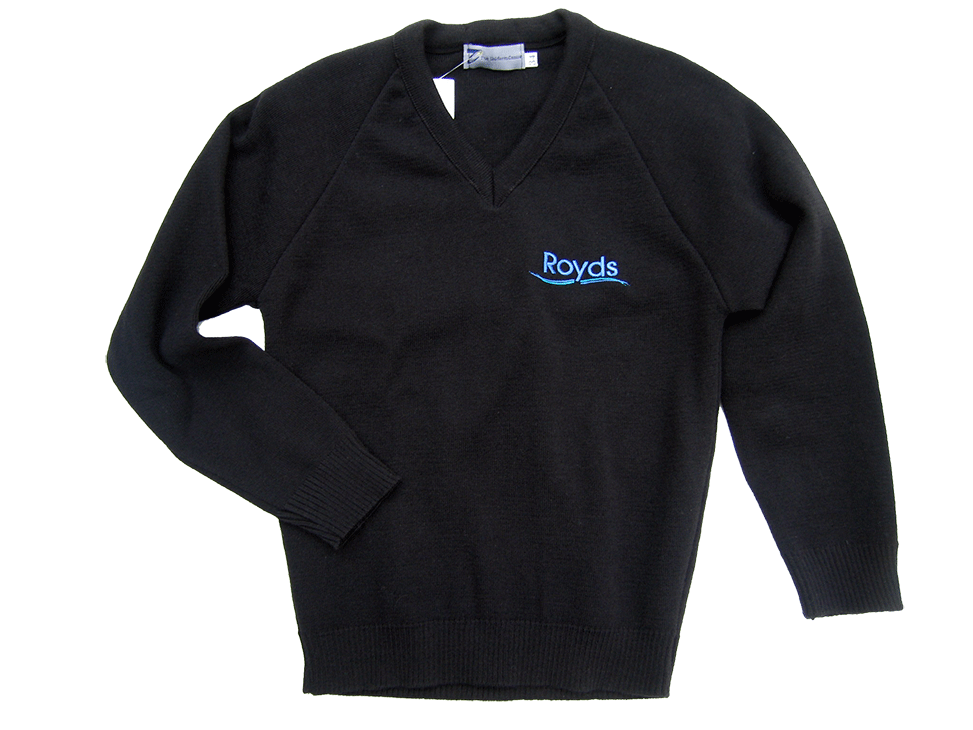 Royds-school-jumper
