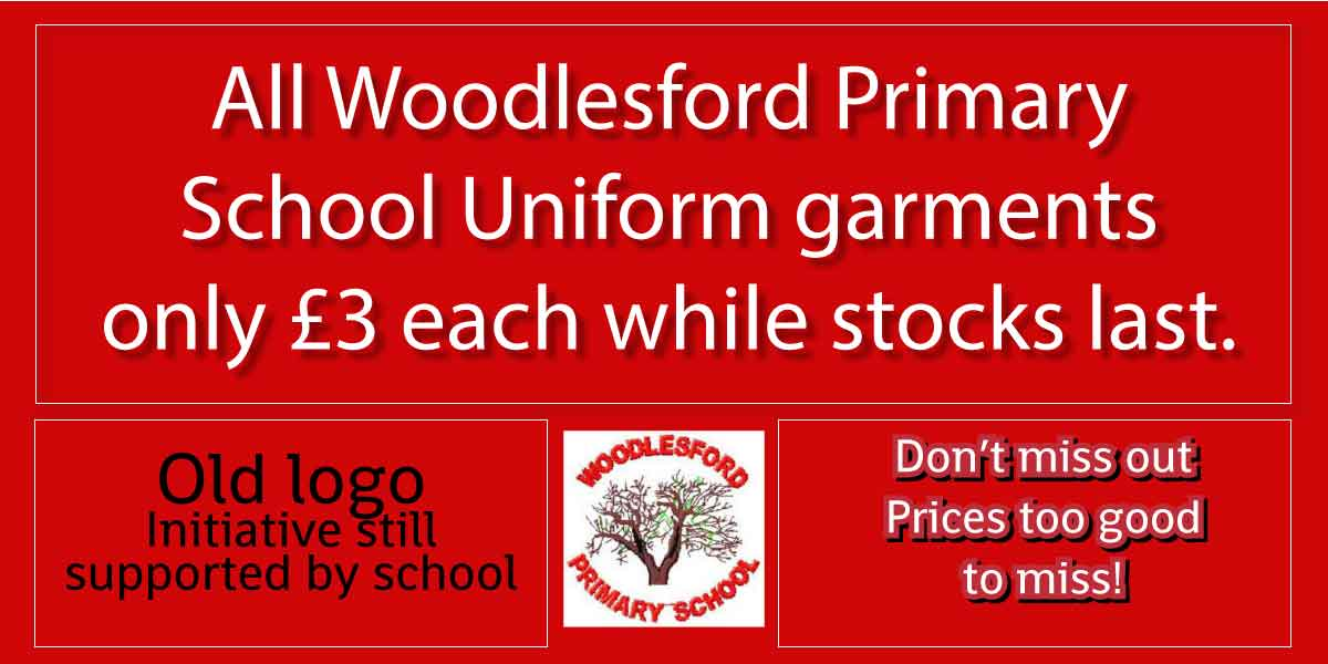 woodlesford-uniform-sale