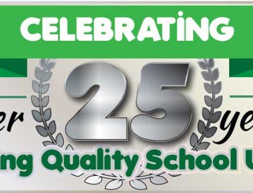 Celebrating 25 Years!