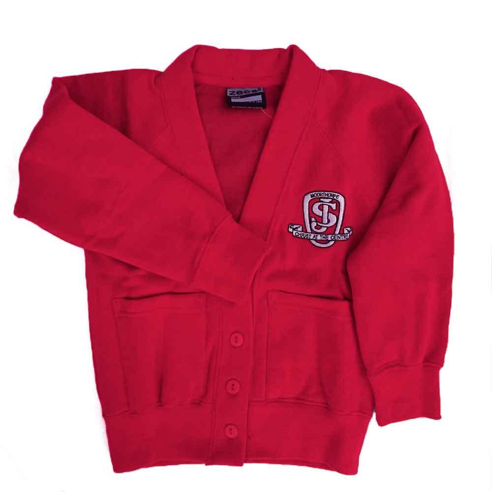 moorthorpe-red-sweat-cardigan